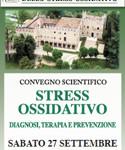 Stress Ossidativo Diagnosi terapia e prevenzione