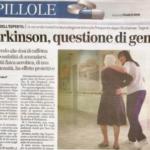 MALATTIA DI PARKINSON, GENETICA, SOSTANZE TOSSICHE E STRESS OSSIDATIVO.